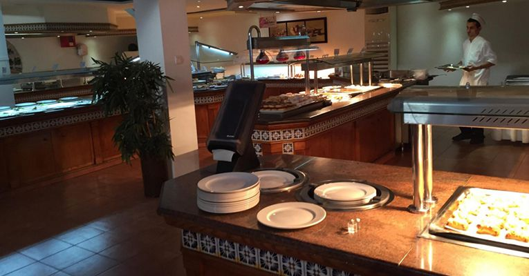 Atlantica Aeneas Hotel 5 Aya-Napa Food 1