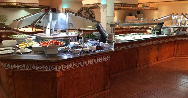 Atlantica Aeneas Hotel 5 Aya-Napa Food 2