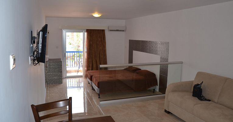 Alexia Hotel Apartments 2 Ayia Napa Room 2