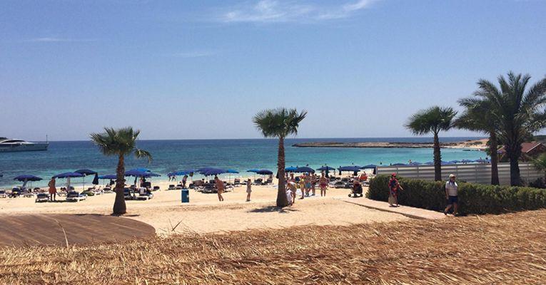 Asterias Beach Hotel 4 Beach 1