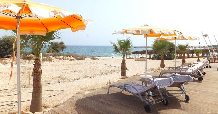 Asterias Beach Hotel 4 Beach 3