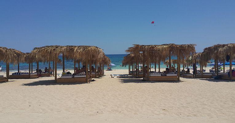 Asterias Beach Hotel 4 Beach 4