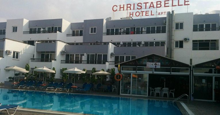 Christabelle Hotel Apartments Ayia-Napa 1