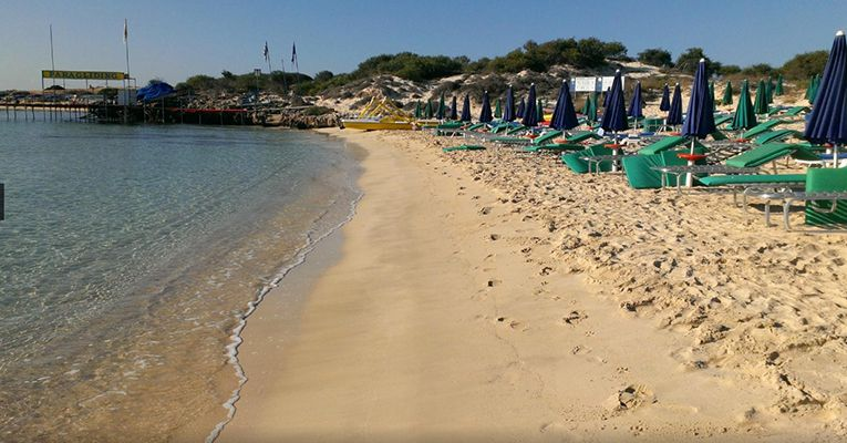 Dome Beach Hotel & Resort Ayia Napa Beach 1