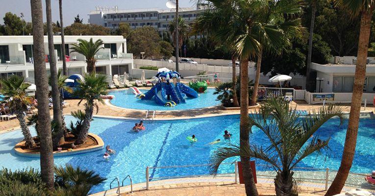 Dome Beach Hotel & Resort Ayia Napa Fun 1