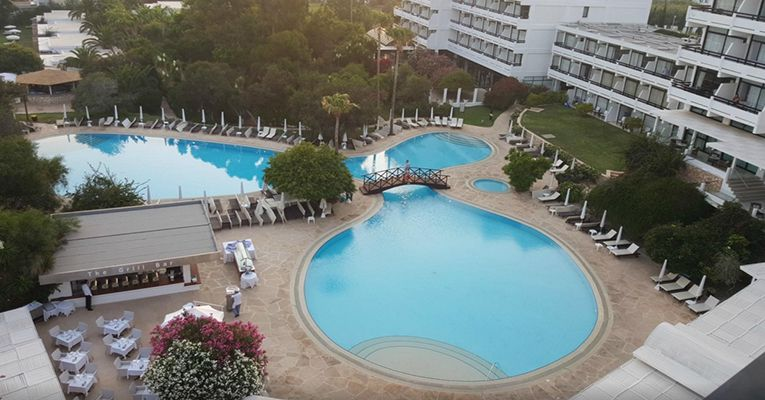 Grecian Bay Hotel 5 Aiya Napa 1