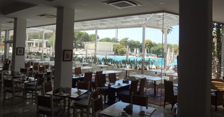 Grecian Bay Hotel 5 Aiya Napa Food 2