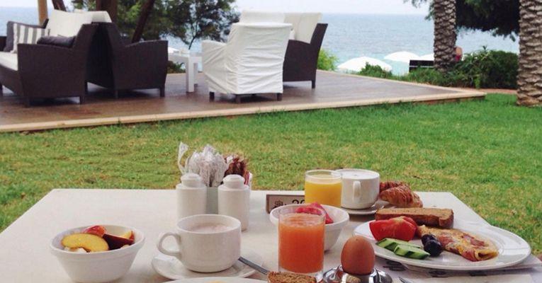 Grecian Sands Hotel 4 Aiya-Napa Food 1