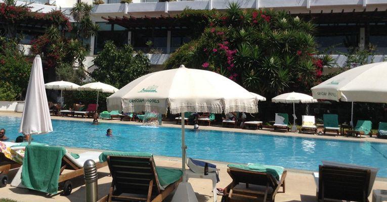 Grecian Sands Hotel 4 Ayia-Napa Pool
