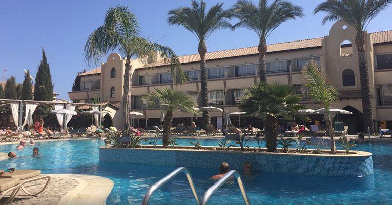 Napa Plaza Hotel 3 Ayia-Napa 2