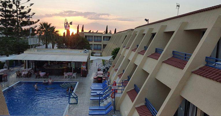 Napa Prince Hotel Apartments 3 Ayia-Napa 1