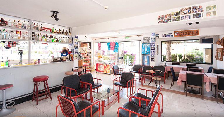 Napa Prince Hotel Apartments 3 Ayia-Napa Food 1