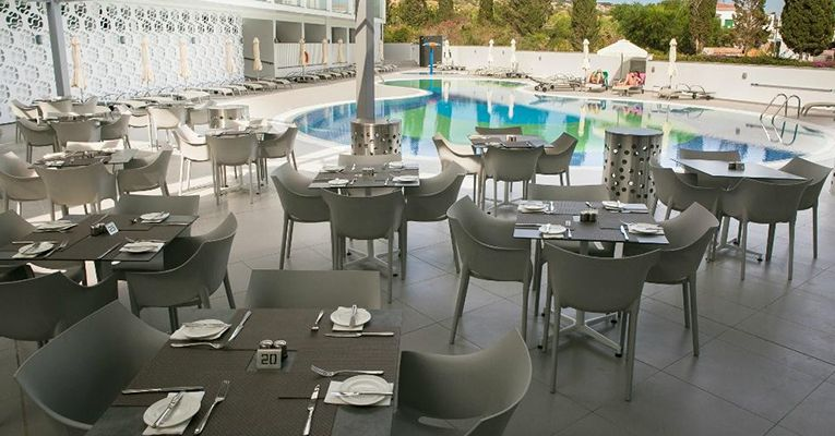River Rock Hotel 3 Ayia Napa Food 1