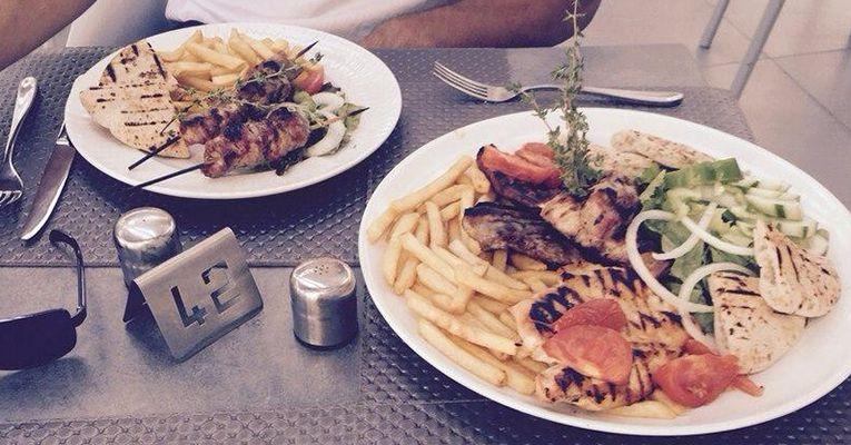 River Rock Hotel 3 Ayia Napa Food 3