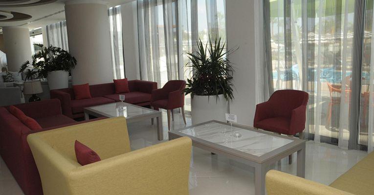 Vassos Nissi Plage Hotel 4 Ayia Napa Food 1
