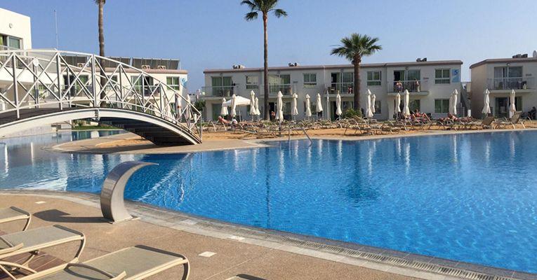 Лучшие отели Айя-Напы на Кипре