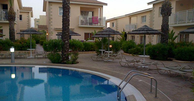 Отель 3 звезды в Айя-Напе