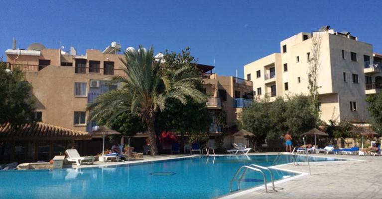 Basilica holiday resort 3 кипр пафос