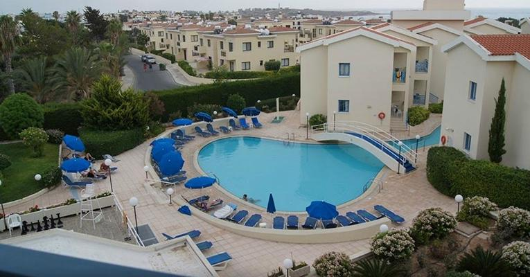 Kissos hotel 3 кипр пафос