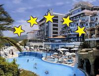 Рейтинг отелей для отдыха с детьми в Турции