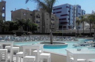 Список отелей Кипра 3 звезды все включено в виде рейтинга