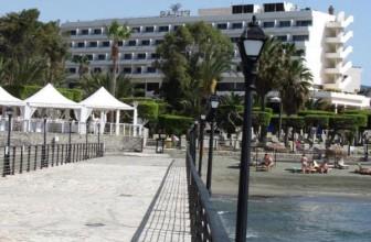 Список отелей Кипра 4 звезды все включено в виде рейтинга