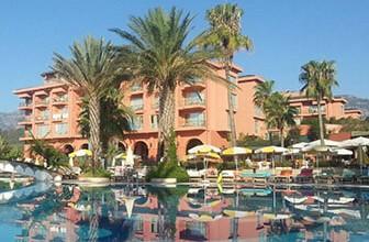 Обзор отеля Fantasia Hotel De Luxe Kemer 5*