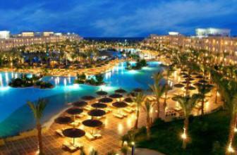 Молодежные отели Хургады 5 и 4 звезды – веселый отдых