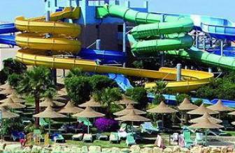Отели Хургады 4 звезды с аквапарком – незабываемый отдых