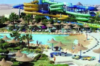 Отели Хургады 5 звезд с аквапарком – комфорт и веселье