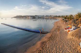Пляжи Шарм-эль-Шейха – безмятежный отдых