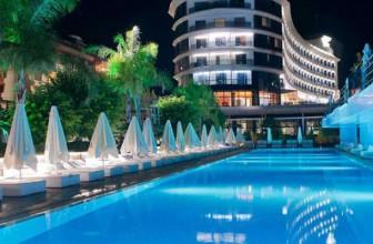 Список отелей Турции 5 звезд все включено в виде рейтинга