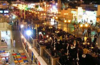 Шоппинг в Шарм-эль-Шейхе – разнообразные покупки
