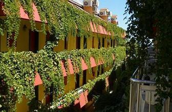 Обзор отеля Sumela Garden 3*