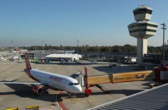 Информация об аэропорте Тегель в Берлине