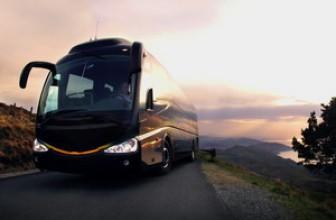 Путешествие по Европе на автобусе