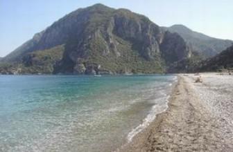 Лучшие пляжи Кемера для отдыха