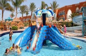 Отели 4 звезды в Хургаде для отдыха с детьми – лучшие предложения