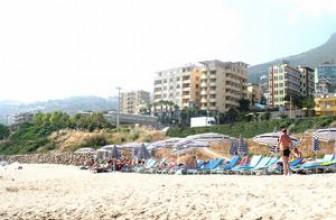 Отели Алании рядом с пляжем Клеопатры