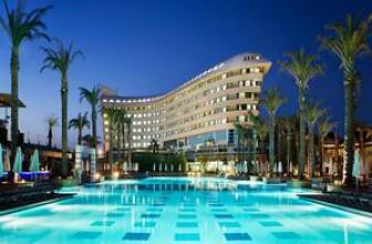 Самые популярные отели в Анталии 5 звезд – выбираем лучший