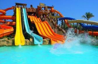 Отели Анталии с аквапарком – отдых с блеском брызг