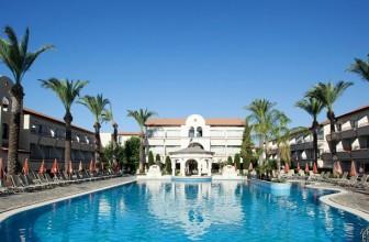 Рейтинг лучших отелей Айя-Напы 4 звезды
