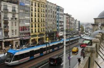 Отели в Стамбуле в районе Лалели – торговый центр города