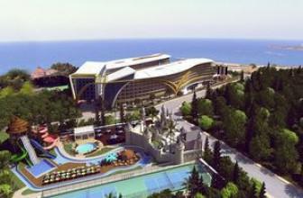 Лучший отдых в отелях 5 звезд в Турции в Сиде – пляж и солнце