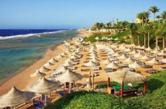 Отели Шарма с песчаным пляжем – комфорт у моря