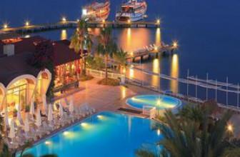 Рейтинг отелей Мармариса 5 звезд в Турции