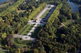 Трептов-парк в Берлине – дань победе